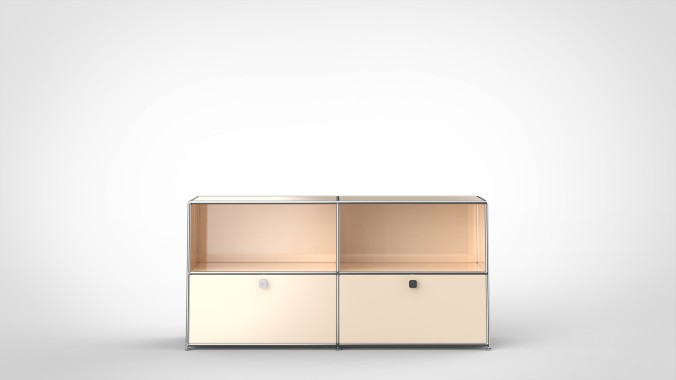 SYSTEM 01 Commode, LINE 2101 Canvas